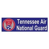 TN Air National Guard Bumpersticker