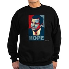 Ted Cruz, Hope, old colors Sweatshirt