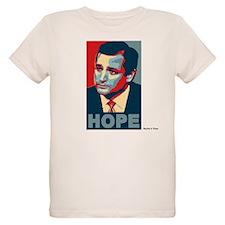 Ted Cruz, Hope, old colors T-Shirt