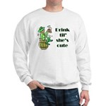 ST PATRICK'S DAY-IRISH DRINK Sweatshirt
