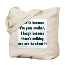 I Smile Tote Bag