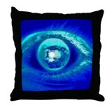 Dilation Throw Pillow