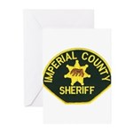 Imperial Sheriff Greeting Cards (Pk of 10)