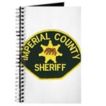 Imperial Sheriff Journal