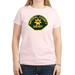 Imperial Sheriff Women's Pink T-Shirt