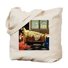 Sleeping Beauty, painting by John Maler C Tote Bag