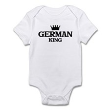 german King Onesie