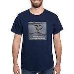Second Place Eagles Blue T-Shirt