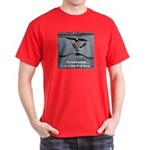Second Place Eagles Red T-Shirt