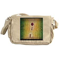 Paul Klee - Before the Blitz Messenger Bag