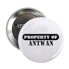 Property of Antwan Button