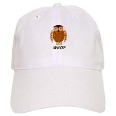 Who Owl Cap