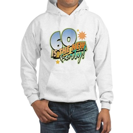 60 New Forty Hooded Sweatshirt