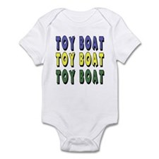 Toy Boat Infant Bodysuit