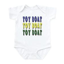 Toy Boat Onesie