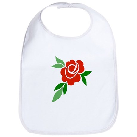 Red Rose Bib