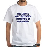 Thinking About Baguazhang Shirt
