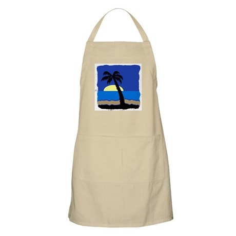 Palm BBQ Apron