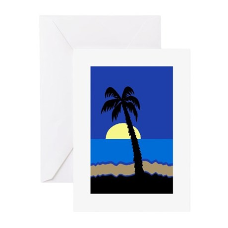 Palm Greeting Cards (Pk of 10)