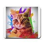 Colorful Cat Mousepad