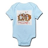 GORILL-A MY DREAMS Onesie