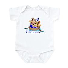 ROW ROW YOUR BOAT Infant Bodysuit