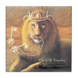 """Keys to the Kingdom"" Fine Art Tile Coaster"