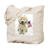 4th of July Doodle Tote Bag