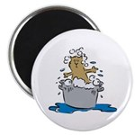 Cat Bath II Magnet