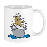 Cat Bath II Mug