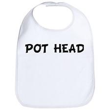 POT HEAD Bib