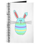 Easter Egg Bunny Journal
