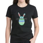 Easter Egg Bunny Women's Dark T-Shirt