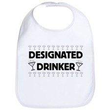 Designated Drinker Bib