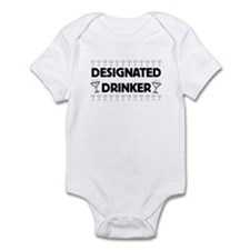 Designated Drinker Infant Bodysuit