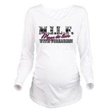 M.I.L.F. - Moms in love with firearms Long Sleeve