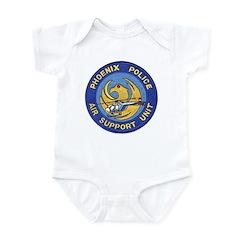 Phoenix Air Unit Infant Bodysuit