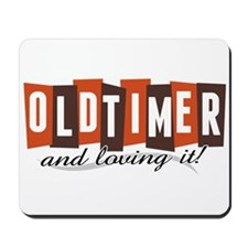 Old Timer Mousepad