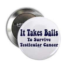 "It Takes Balls 2.25"" Button (10 pack)"