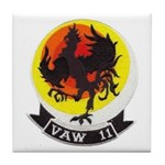 VAW 11 Early Elevens' Tile Coaster