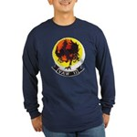 VAW 11 Early Elevens' Long Sleeve Dark T-Shirt