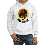 VAW 11 Early Elevens' Hooded Sweatshirt