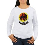VAW 11 Early Elevens' Women's Long Sleeve T-Shirt