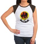 VAW 11 Early Elevens' Women's Cap Sleeve T-Shirt
