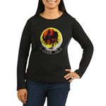 VAW 11 Early Elevens Women's Long Sleeve Dark Tee