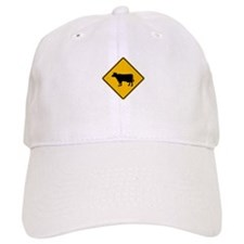 Cattle Traffic - USA Baseball Cap