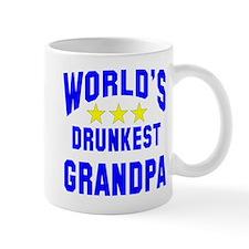 World's Drunkest Grandpa Mug