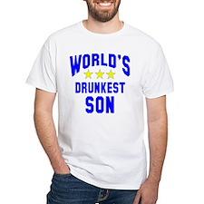 World's Drunkest Son Shirt