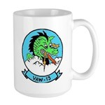 VAW 13 Zappers Large Mug