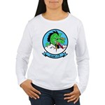 VAW 13 Zappers Women's Long Sleeve T-Shirt